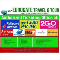 Eurogate Travel and Tour - Services - Findit Angeles Classifieds