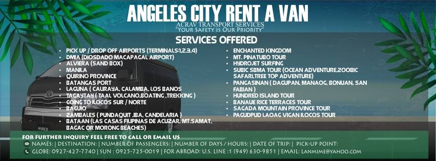 Avis Rent A Car Angeles City